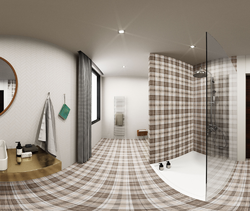 Tailorart Bathroom 2 360 Modern Bathroom Ceramica Sant'Agostino